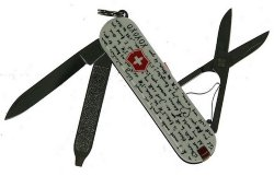 "Нож-брелок ""Victorinox"" CLASSIC LIMITED EDITION love song арт. 0.6223.L1205"