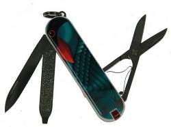 "Нож-брелок ""Victorinox"" CLASSIC LIMITED EDITION spread your wings арт. 0.6223.L1208"