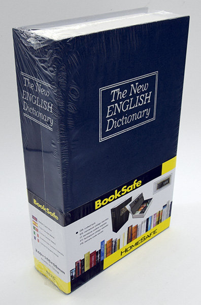 Книжка-сейф The New ENGLISH Dictionary